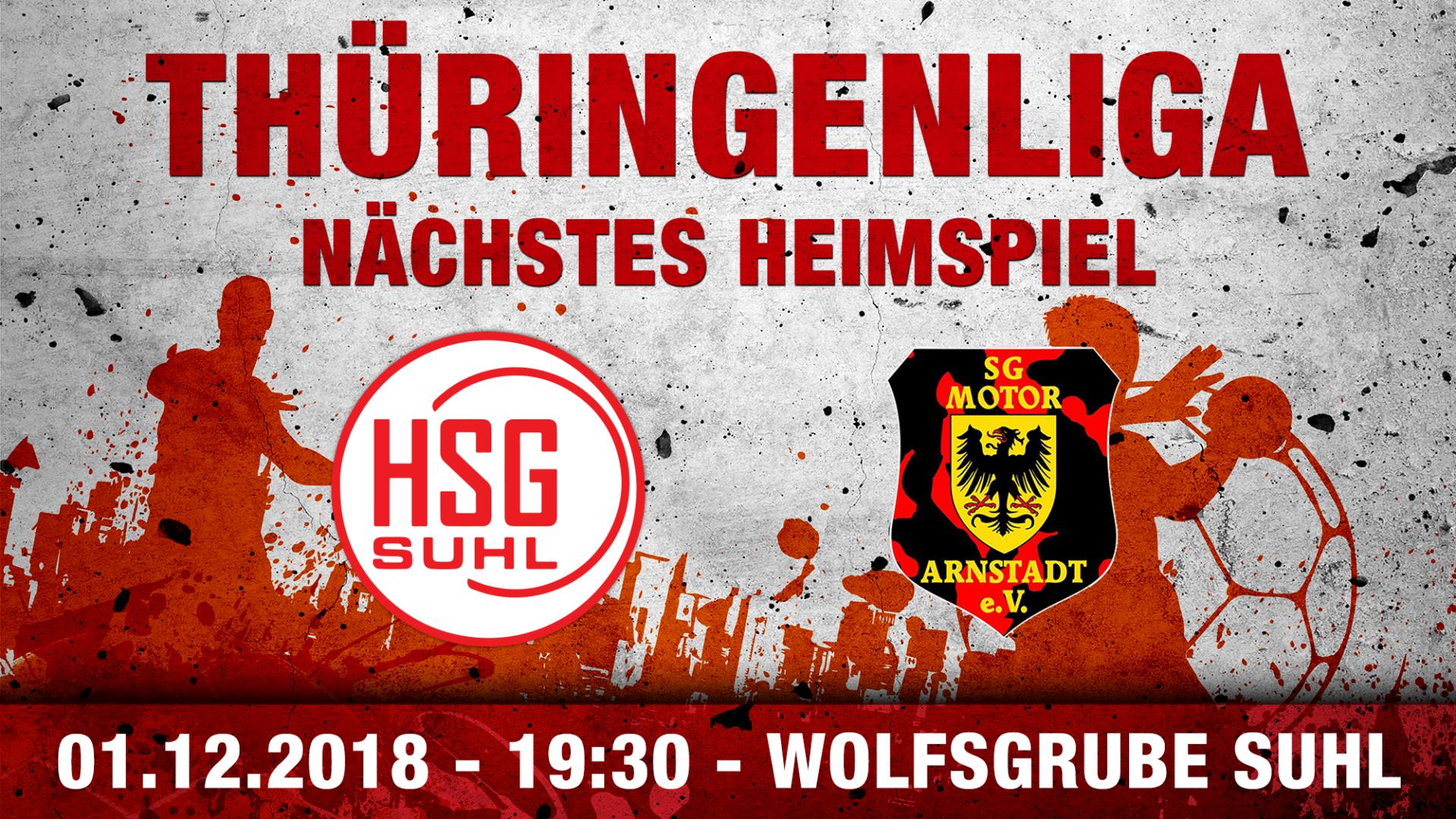 Handball Suhl: Start-Ziel-Sieg