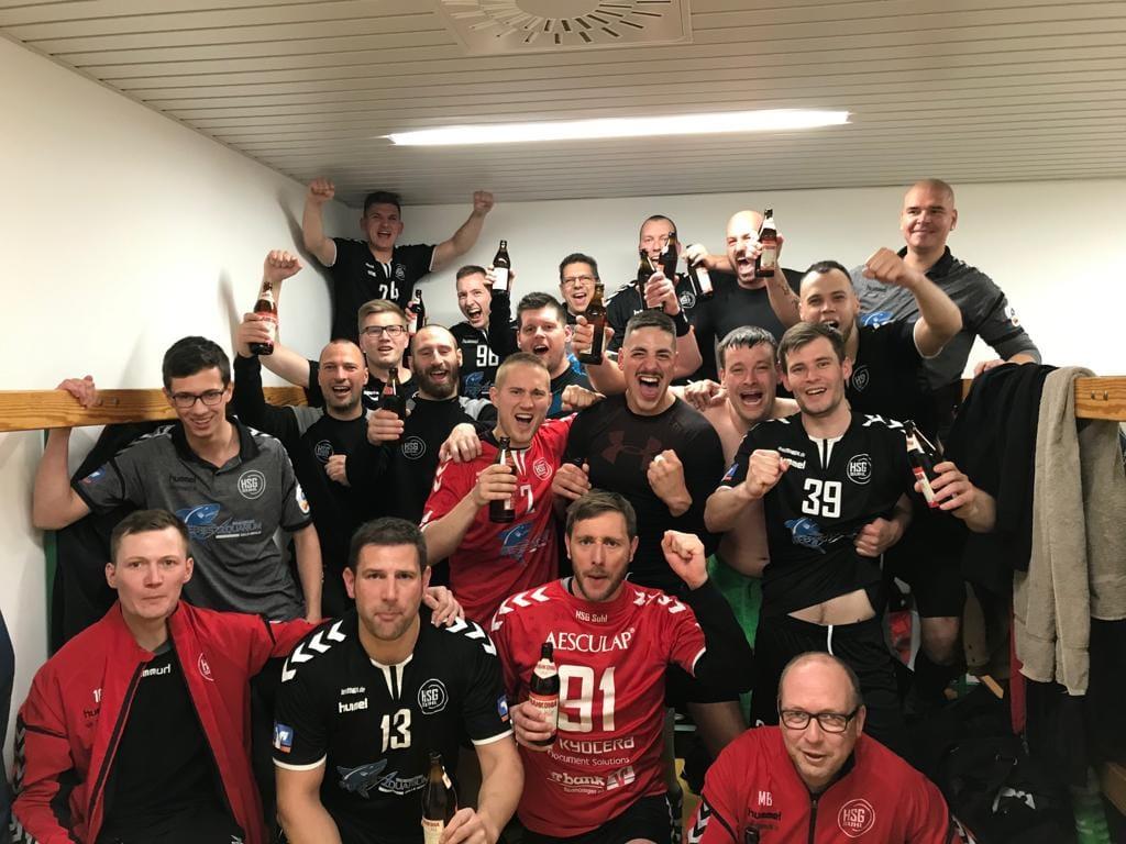 Thriller in der Wolfsgrube: Suhl schlägt Werratal am letzten Spieltag
