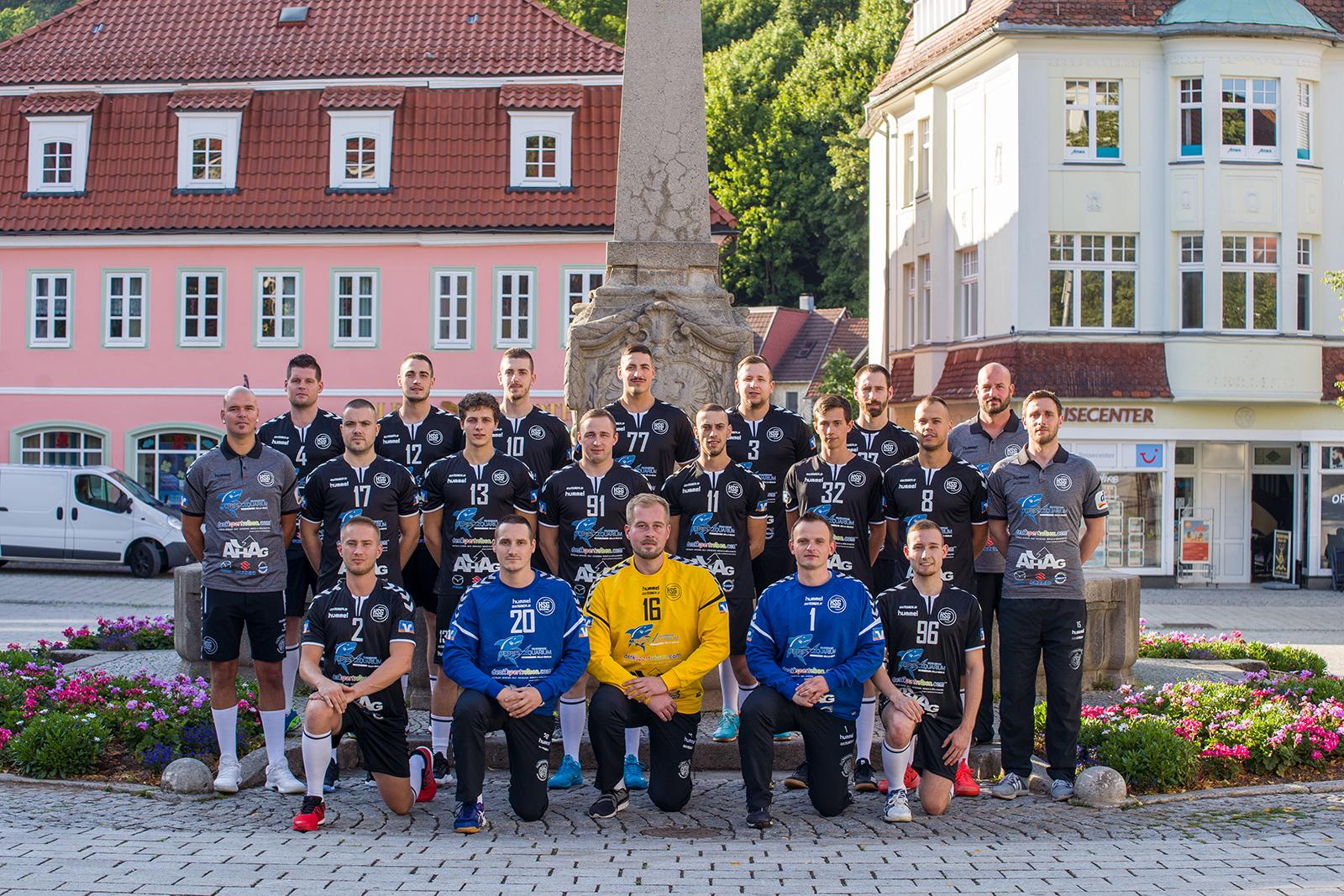 Letztes Spiel 2019: Suhl muss nach Goldbach
