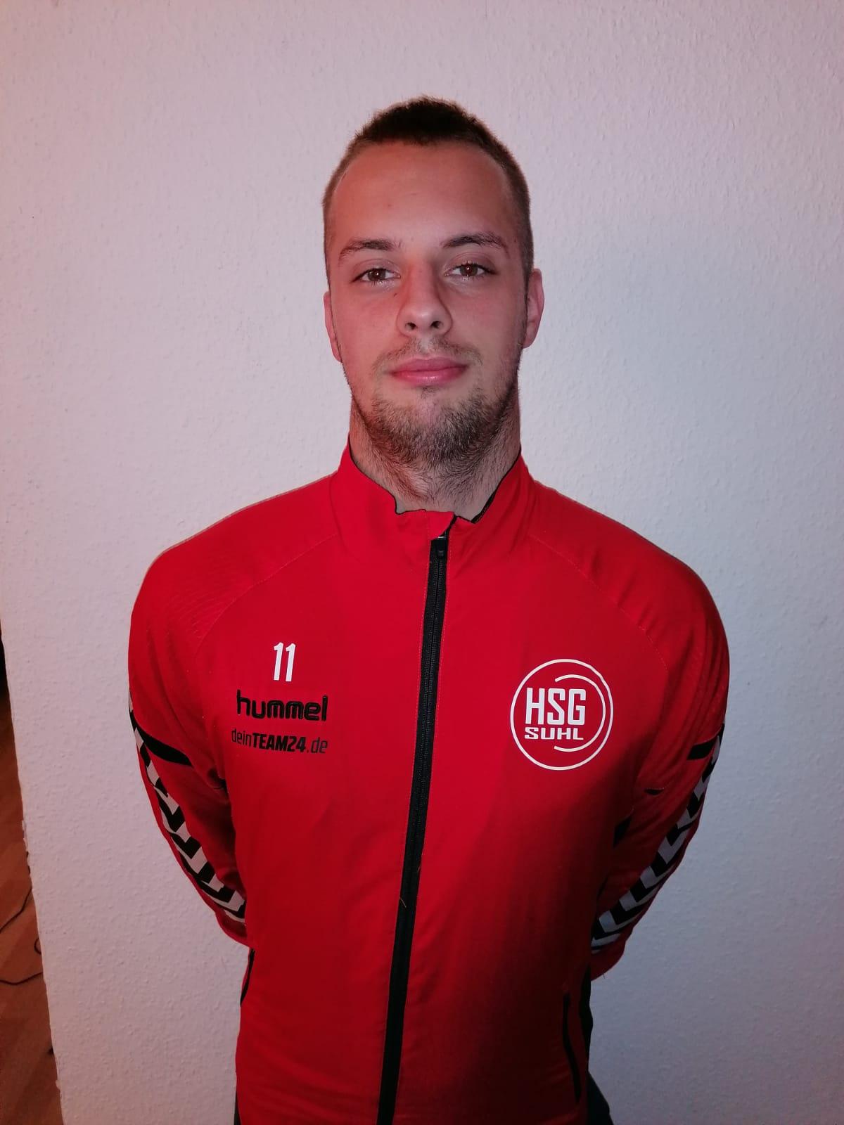 2. Neuzugang: Suhl holt Linkshänder Zahirovic aus Recklinghausen